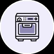 ابزار و سازمان دهنده آشپزخانه